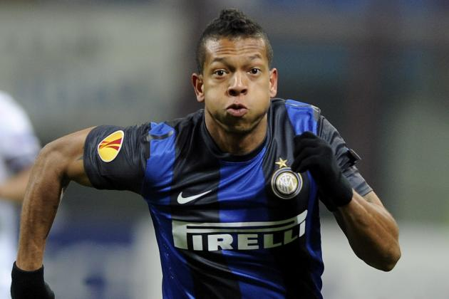 Meet Fredy Guarín, Internazionale's Unorthodox No. 10