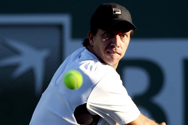 Andy Murray Blasts Carlos Berlocq's 'Ridiculous' Grunting