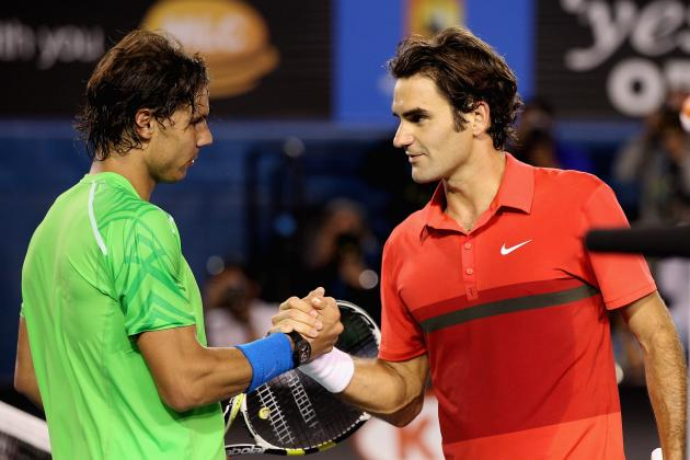 Roger Federer's Match Against Rafael Nadal Will Be Telling Test for Both Players