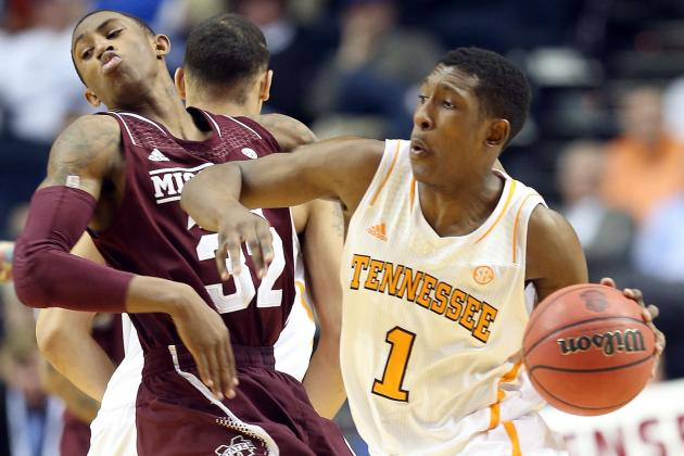 Tennessee 69, Mississippi St. 53