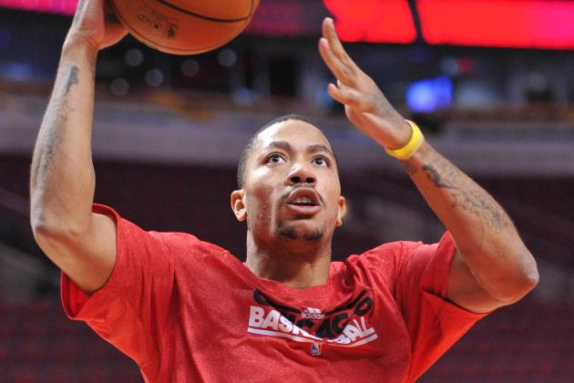 Chicago Bulls Can't Afford to Keep Waiting on Derrick Rose