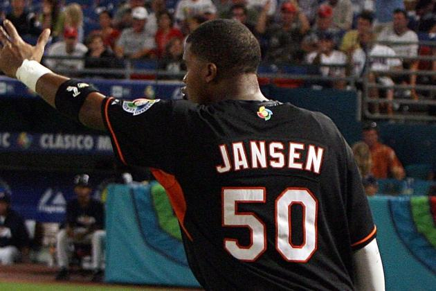 Dodgers RHP Kenley Jansen Will Play for Netherlands in WBC