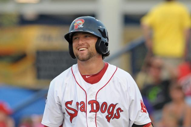 Boston Red Sox Prospect Bryce Brentz Healthy and Hoping to Get His Shot