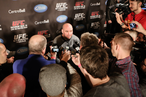 Dana White Would Like to See TRT Banned; Addresses Vitor Belfort Situation