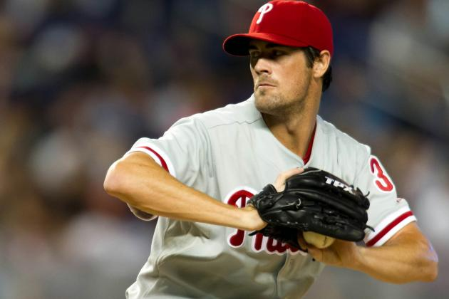 Torch Passed: Phillies Name Cole Hamels Opening Day Starter