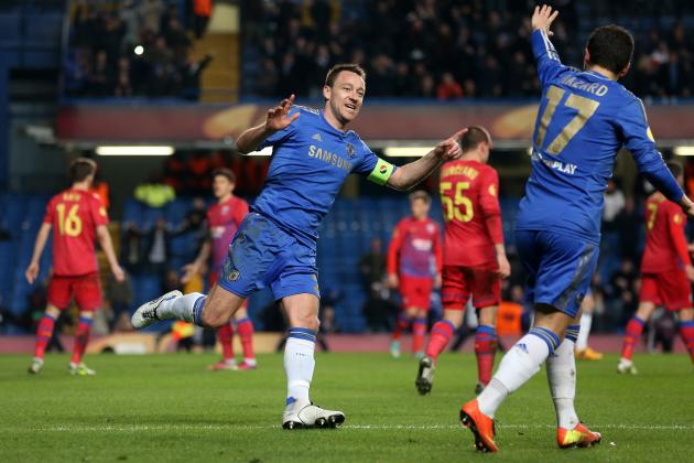 Chelsea vs. Steaua Score: Victory Shows Blues Still Capable of Late-Season Surge