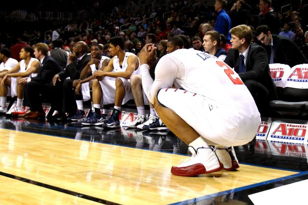 Analyzing Bizarre Technical Spree in Richmond's A-10 Tourney Loss to Charlotte