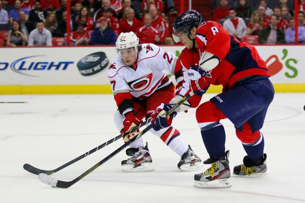 Washington Capitals vs. Carolina Hurricanes: GameCast