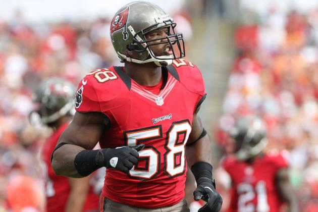 Buccaneers Cut Quincy Black, Sign Kevin Ogletree