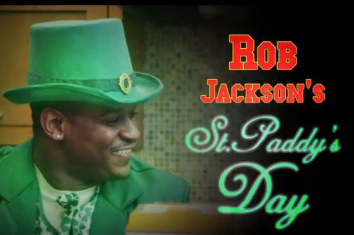 This St. Patrick's Day, Beware of Rob Jackson the Leprechaun