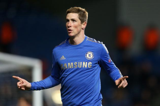Fernando Torres: Can Striker Lead Chelsea to 2 Trophies and a Top-4 Spot?
