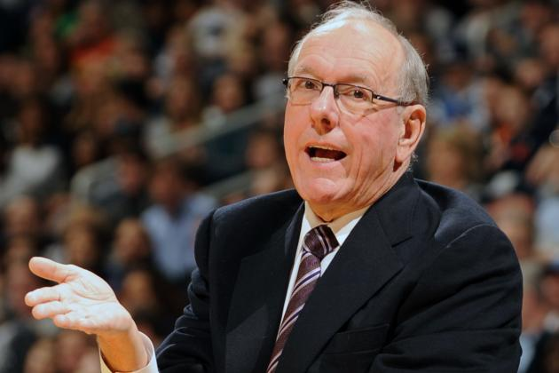 Boeheim Would Love to See ACC Tournament Come to MSG