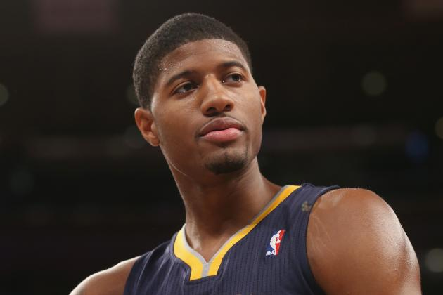 Now Paul George's Team, the Indiana Pacers Are Legit Title Contenders