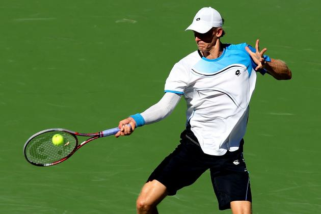Tomas Berdych Beats Kevin Anderson to Progress to Semi-Finals