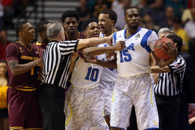UCLA's Awful Uniforms in Pac-12 Tournament Are Fitting Touch for Lackluster Year
