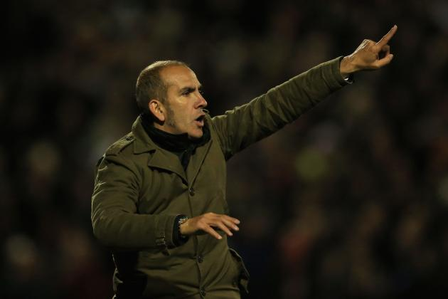 Paolo Di Canio Plays Down Speculation Linking Him with Reading Job