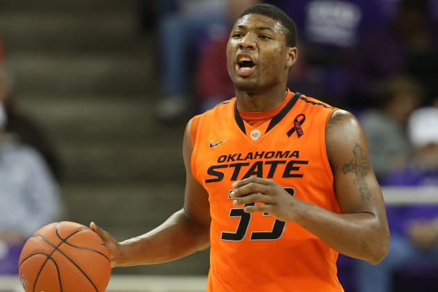 Oklahoma State Football: Who Will Be the Football Team's Marcus Smart?