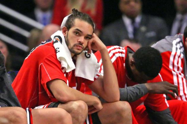 Potential Disasters That Could Ruin Chicago Bulls' Season