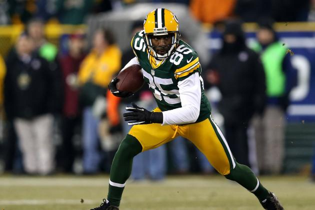 Greg Jennings Heavily Courted by Minnesota Vikings