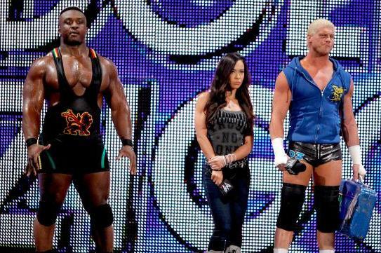 WWE WrestleMania 29: Ziggler and Langston Should Challenge Team Hell No