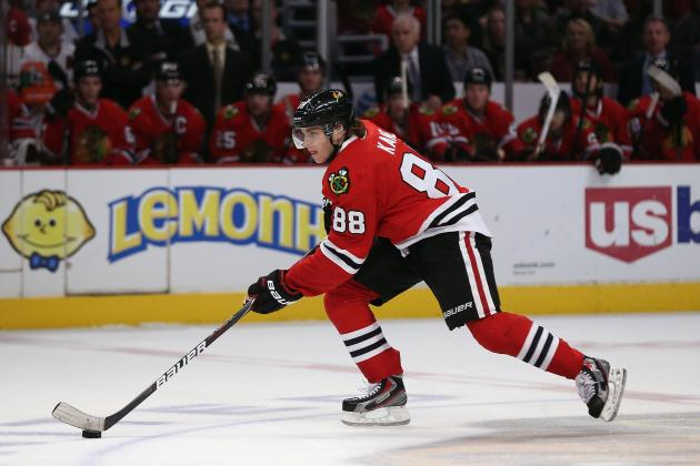 Chicago Blackhawks vs. Columbus Blue Jackets: GameCast