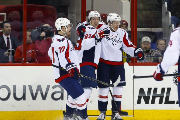 Washington Capitals: Caps Storm Back to Claim Huge Win at Carolina
