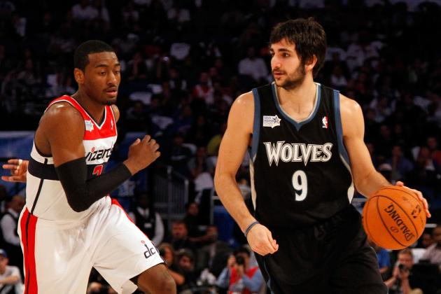 Ricky Rubio, Not Kevin Love, Is Becoming Minnesota Timberwolves' Key Leader