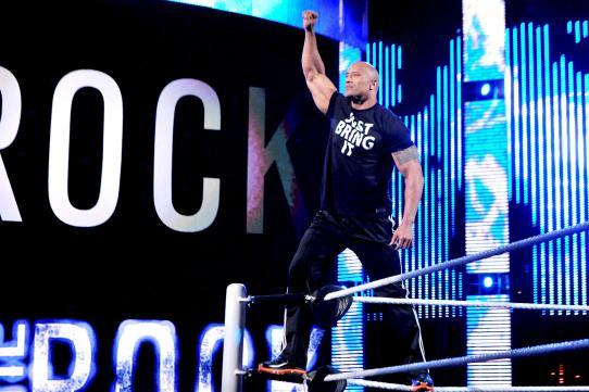WWE News: The Rock Setting Sights on Role in New Star Wars Flick