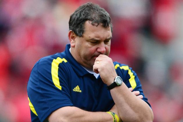 Brady Hoke Not Viewing Devin Gardner as Wolverines' Starting QB