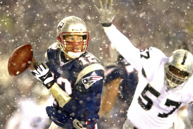 NFL Reportedly Considering Abandoning Tuck Rule