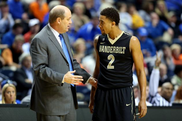 Vanderbilt Upsets Arkansas in SEC Tournament
