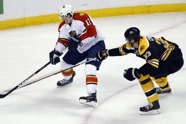 Bruins Too Much for Panthers