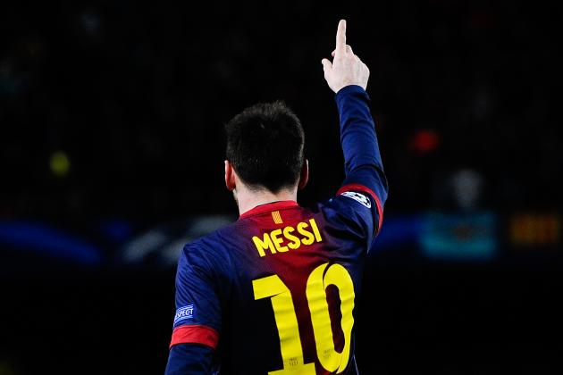 Ridiculous Lionel Messi Skill That Everyone Needs to See