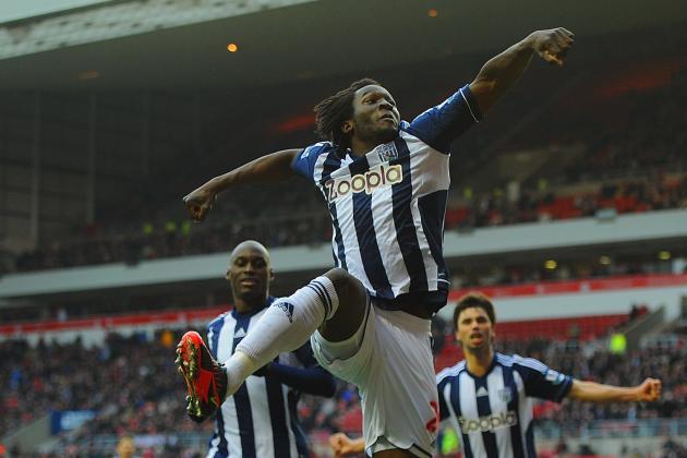 No Such Luk: Chelsea Won't Loan Lukaku to West Brom Again Admits Clarke