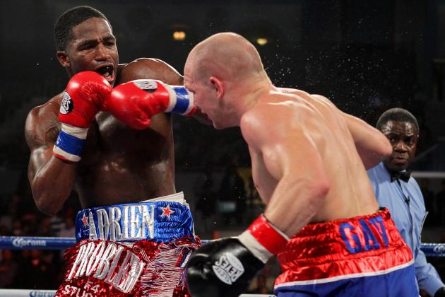 Why Paulie Malignaggi Fight Is Wrong Call for Adrien Broner