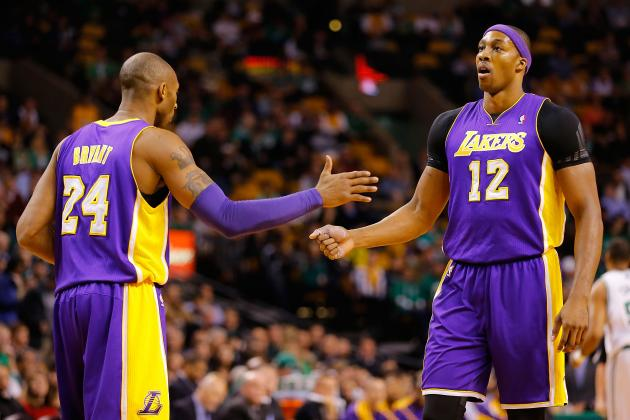 Before and After: How the LA Lakers Reinvented Their Identity