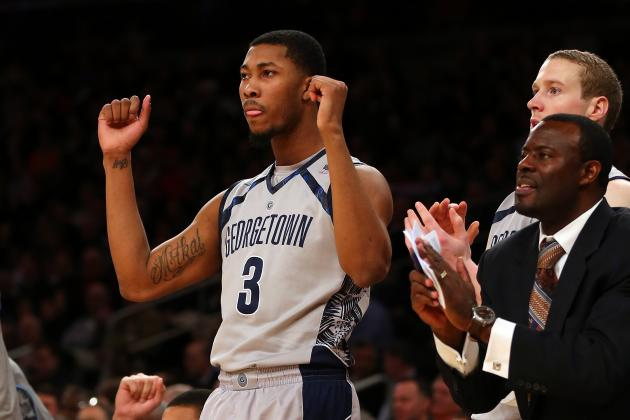 Big East Tournament: Georgetown, Syracuse Earn Dream Semifinal at MSG