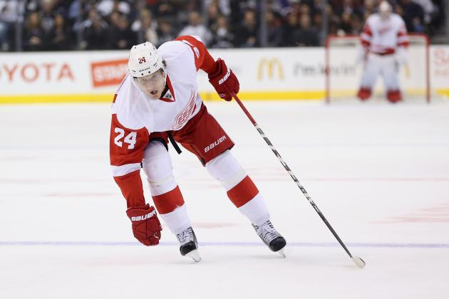 Detroit Red Wings Have It Right with Brunner and Filppula Contract Talks