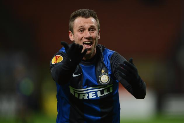 Inter Milan: Why the Nerazzurri Need Antonio Cassano to Return to Form Soon