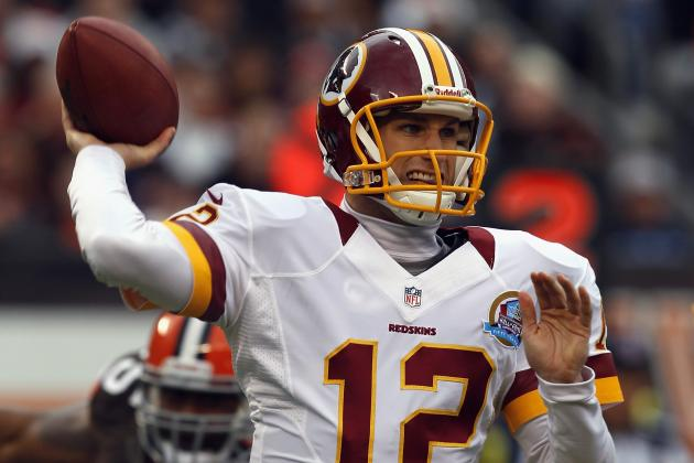 Why the Washington Redskins Should Not Trade Kirk Cousins This Offseason