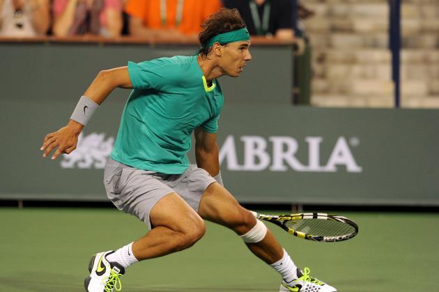 Nadal Beats Federer to Reach Indian Wells Semis