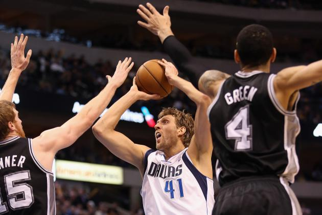 Spurs Escape with Win, Series Sweep Despite Late Mavs Surge