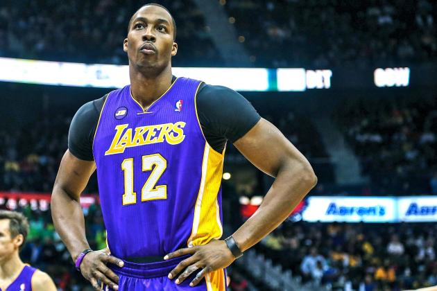 Kobe Bryant's Injury Opens Door for Dwight Howard to Prove He's LA Lakers Future