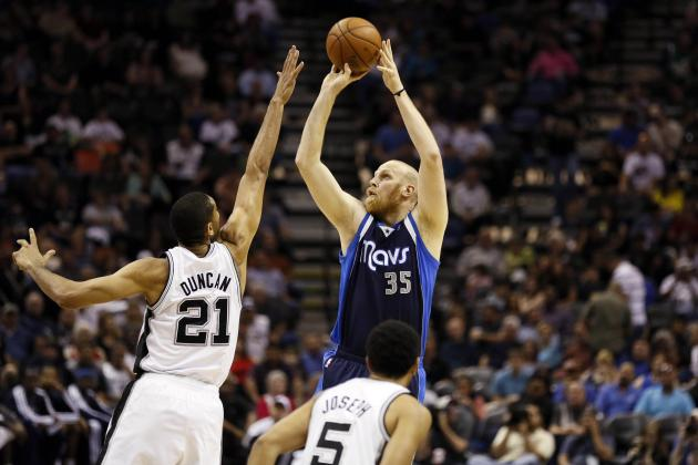 Spurs Edge Mavericks to Sweep Season Series