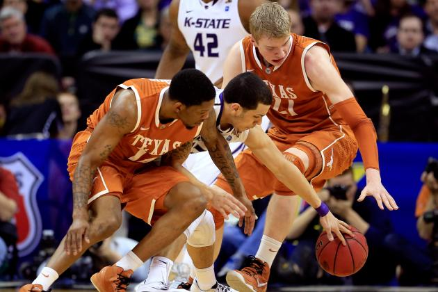 Texas' Streak of 14 Consecutive NCAA Tournaments Ends with Loss to K-State