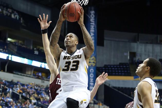 Missouri Defeats Texas A&M in SEC Tournament