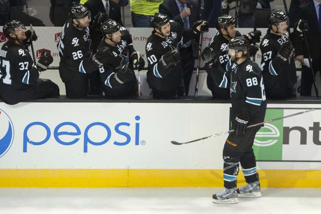 Brent Burns' Move to Forward Fueling the San Jose Sharks' Offense