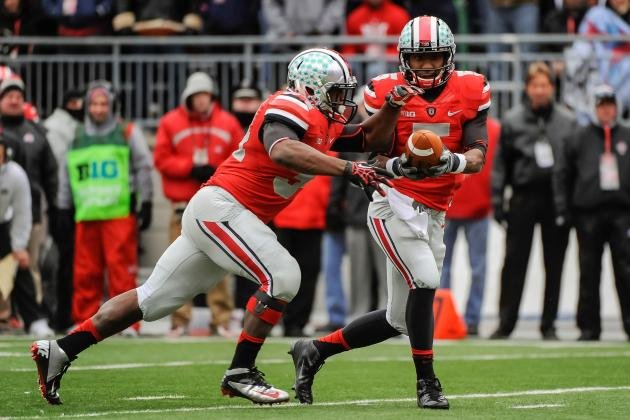 Ohio State Football: Why the Buckeyes' Running Game Will Be Even Better in 2013