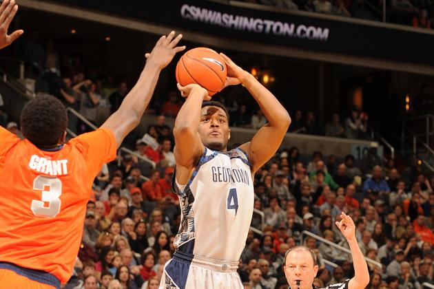 Big East Tournament 2013 Bracket: Previewing Saturday's Semifinal Games