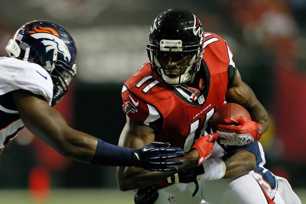 Examining 5 Ways the Atlanta Falcons Can Get the Most Out of Julio Jones in 2013